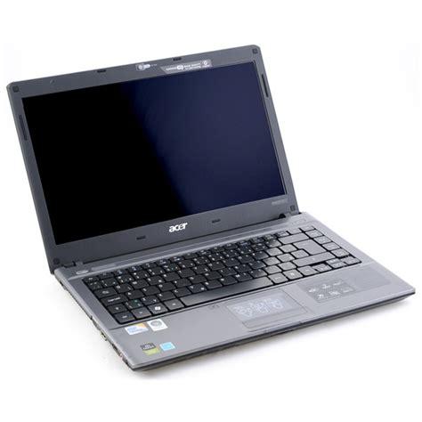 acer timeline 4810t notebook acer aspire timeline 4810t 734g32mn 14 led su7300