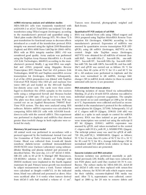breast cancer research paper breast cancer research paper