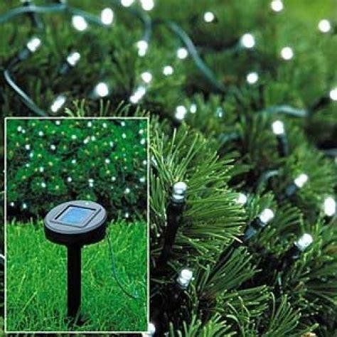 50 Led String Lights Solar Powered White Fairy Lights Solar Powered Patio Lights String