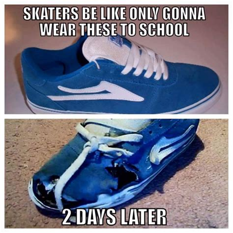 40 funny skateboard memes kingpin magazine