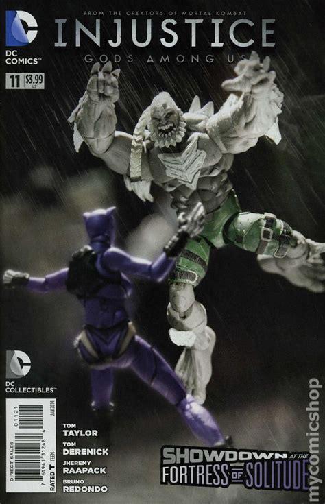 injustice books injustice gods among us 2012 dc comic books