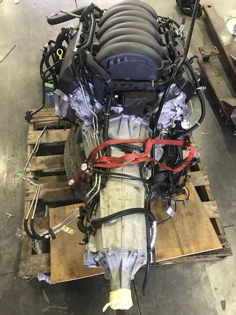 Painting 5 3 Engine by Complete 2016 Chevy 5 3 Ls3 Engine 4l60e And Transmission