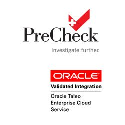 Oracle Background Check Precheck S Background Screening Now Available In The Oracle Cloud