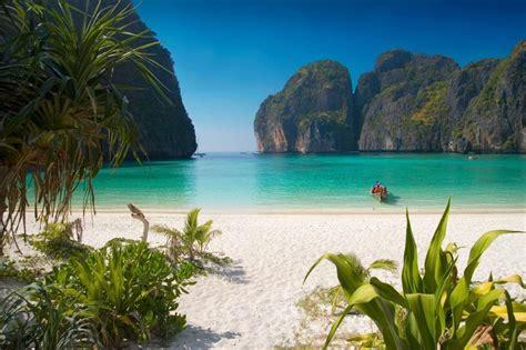 thai beach  leo  paradise