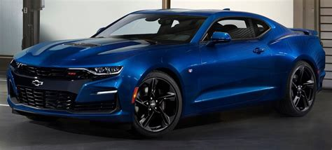 2019 The All Chevy Camaro by 2019 Chevy Camaro Facelift Revealed