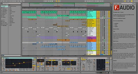free ableton live templates f9 audio releases free firebird template for ableton live