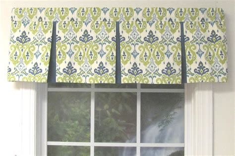 Box Pleat Valance Box Pleat Valance Custom Select