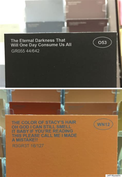 funny paint names these hilarious fake paint names make home decor way more