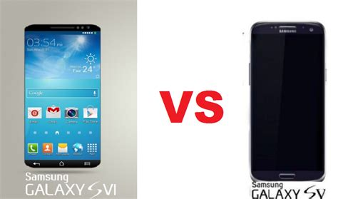 Samsung Galaxy S6 Vs S5 samsung galaxy s6 vs samsung galaxy s5