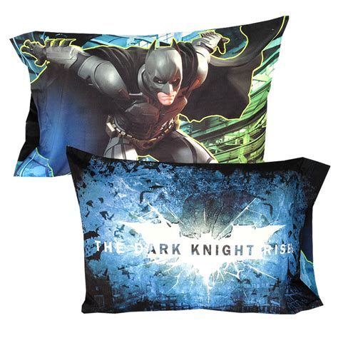 Darkness Darkness Be Pillow by Dc Comics Batman Reversible Pillowcase