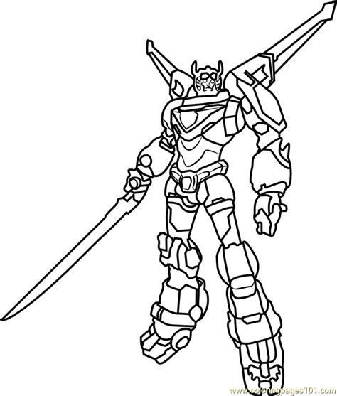 87 coloring pages voltron voltron force by