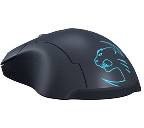 Mouse Gaming Roccat buy roccat lua optical gaming mouse free delivery currys