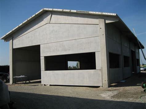 capannoni in cemento prefabbricato realizzazione di un prefabbricato ad uso artigianale in