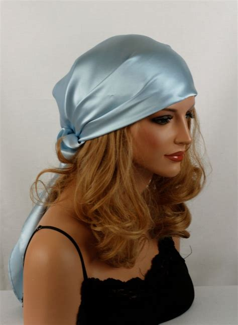 25 best ideas about silk scarf for hair on