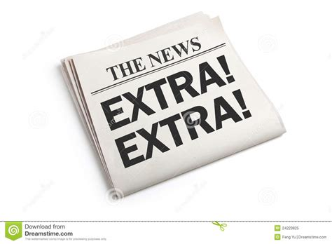 Royalty Free Newspaper Pictures Images And Stock Photos Istock News Stock Image Image Of Breaking News Message 24223825