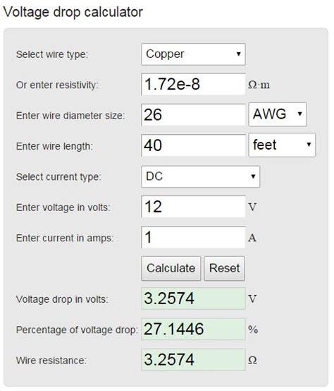 landscape lighting voltage drop formula landscape lighting voltage drop calculator democraciaejustica