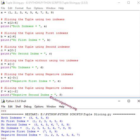 python tutorial tuple python tuple