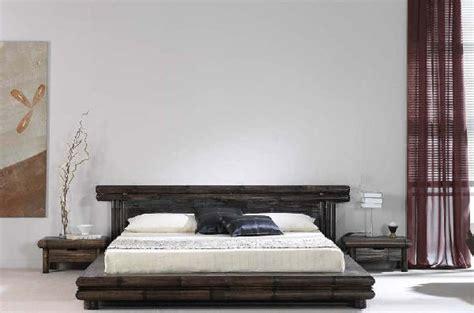 letto in bamboo longhirattan arredamenti naturali in bamb guardaroba