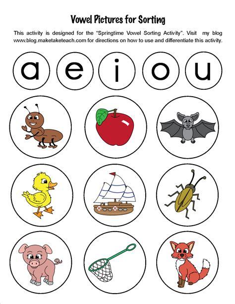 printable vowel games 47 printable short vowel sort 18 best images of cut