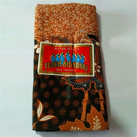 Sarung Batik Mahda Asli Slam1 sarung batik tujuh bidadari pusaka dunia
