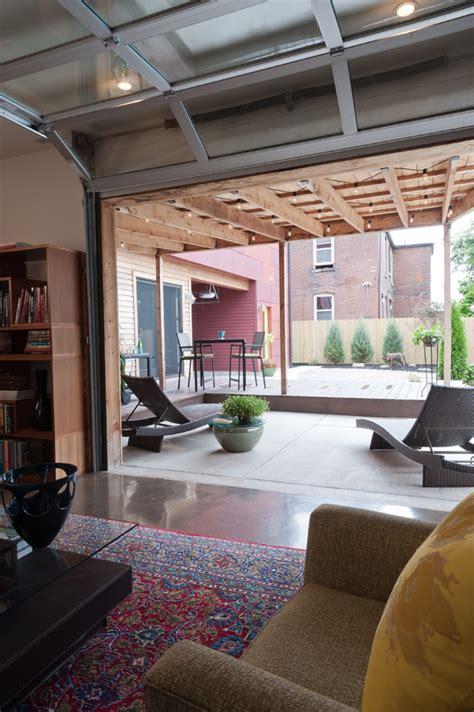 Garage Wohnzimmer by Enclave St Louis Homes Lifestyles