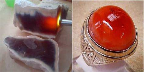 Akik Raflesia Batu Unik Chalcedony batu akik raflesia khasiat dan ciri cirinya top lintas