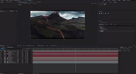 html tutorial volcano web making volcanos in after effects cg tutorial