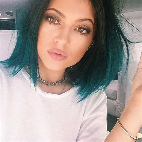how to kylie jenner short hair 20 short hair color trends 2015 the best short