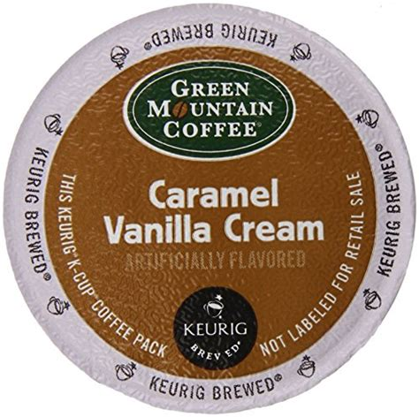 Detox Coffee K Cup by Keurig Green Mountain Coffee Caramel Vanilla K
