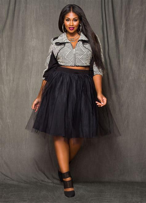 Tulle Skirt plus size tulle skirt 038 fl2044x