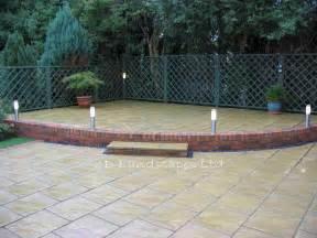patio ideas sample garden designs landscaping and construction ideas herts uk patio ideas