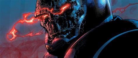 darkseid infinity gauntlet darkseid vs thanos who would win moviepilot