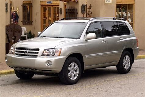 how to fix cars 2002 toyota highlander auto manual 2002 toyota highlander overview cars com