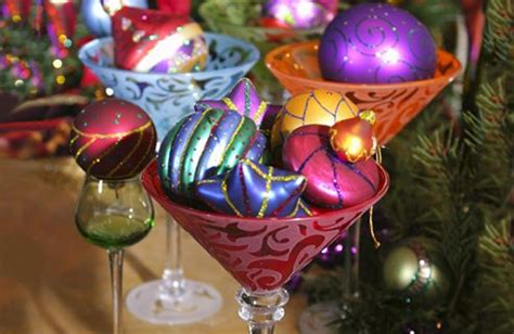 decorating ideas lovely images of colorful baubles bamboo sticks christmas decoration ideas theme colors part 1