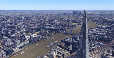 Google Images London   google maps and earth get detailed london 3d imagery