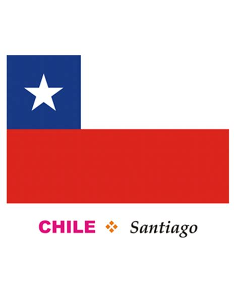 chile flag colors chile flag coloring pages for to color and print