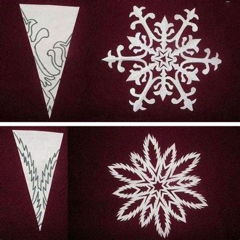 pattern paper snowflake cut paper snowflakes patterns this is some snowflakes