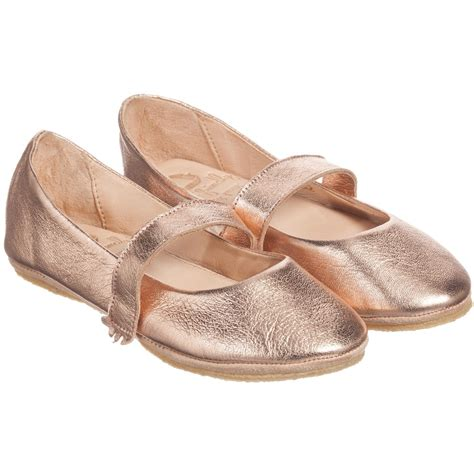 gold slippers easy peasy gold leather billy slipper shoes