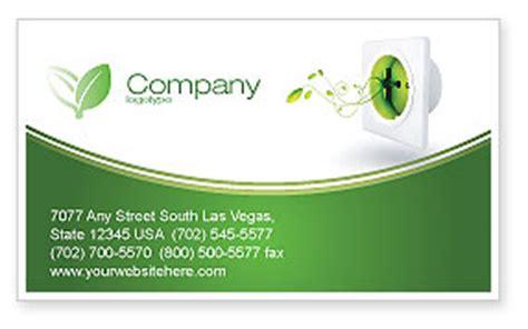green business card template green socket business card template layout