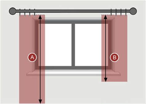 correct length for curtains how to hang curtains correctly marc and mandy show