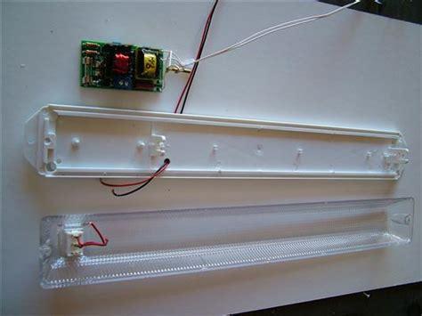 convert fluorescent light to led convert your fluorescent cing light to a led cing light