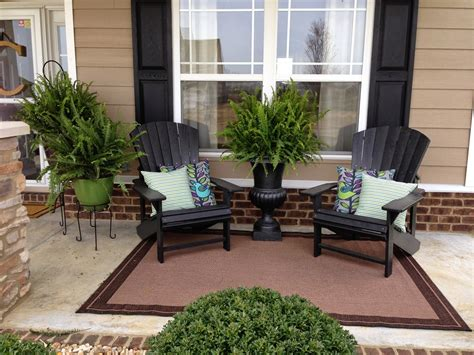front porch furniture ideas small front porch furniture ideas