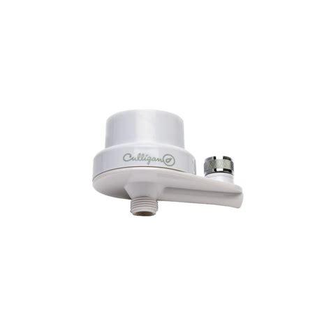 Inline Shower Water Softener by Culligan Level 2 Inline Shower Filter For 1 2 In Thread