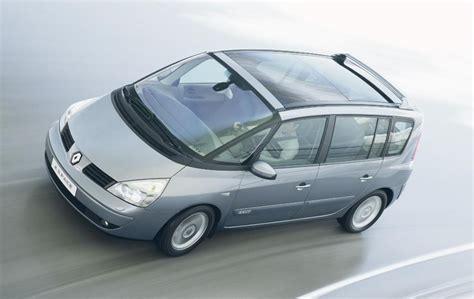 renault minivan renault espace minivan mpv 2002 2006 reviews