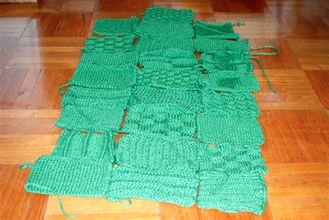 Patchwork Knitting Patterns - knitting patterns for a patchwork blanket knitting pattern