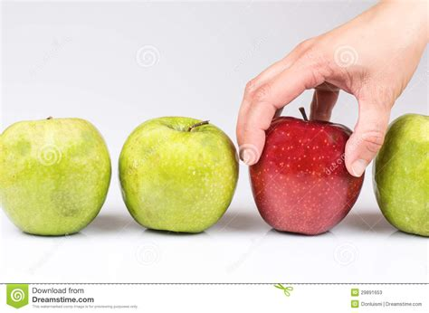 Choose Your Apple by I Ll Take This Apple Stock Photos Image 29891653