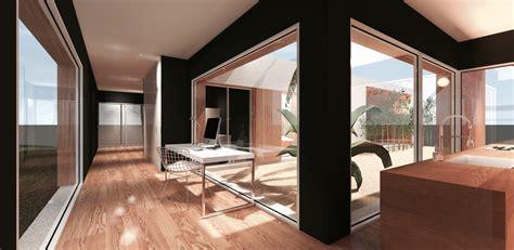moderne sichtschutzzäune construction d une maison d architecte moderne a cazaux