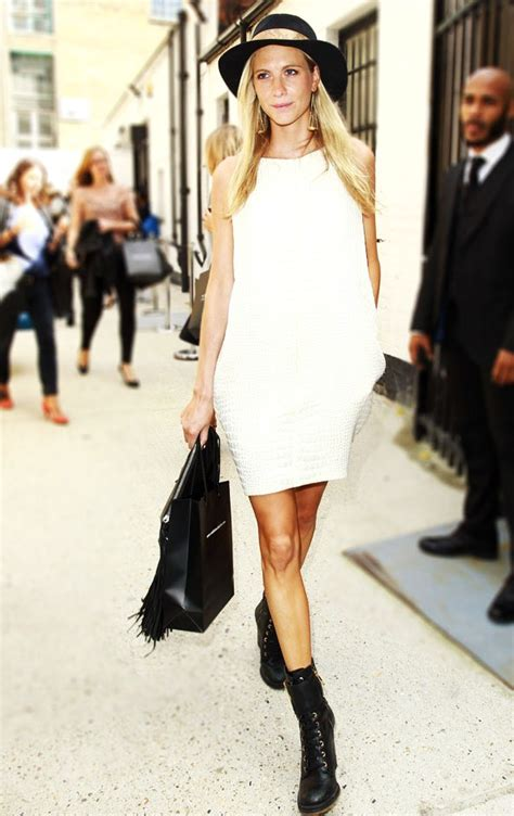 8 Ways To Wear Summer Clothes In Other Seasons by Boots 8 Ways To Wear Your Summer Dresses For Fall