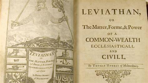 libro el despertar de leviatan hobbes y el leviat 225 n pt 2 2 youtube