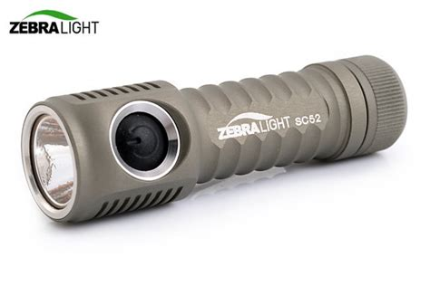 zebra light sc52 zebralight sc52